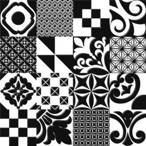 Płytki patchwork w kuchni