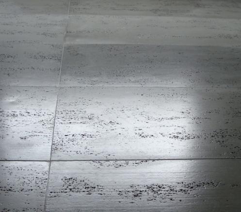 płyty z betonu Luxum na ścianach