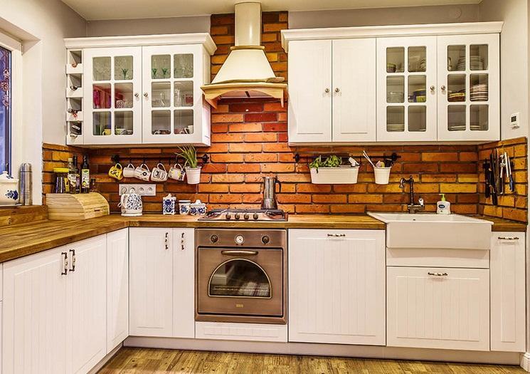 Kuchnia w stylu rustykalnym  kuchnia w stylu  Kuchenny   -> Kuchnie W Rustykalnym Stylu
