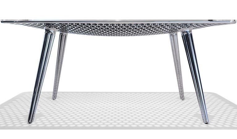 Daniel Rohr - nowoczesny stół metalowy