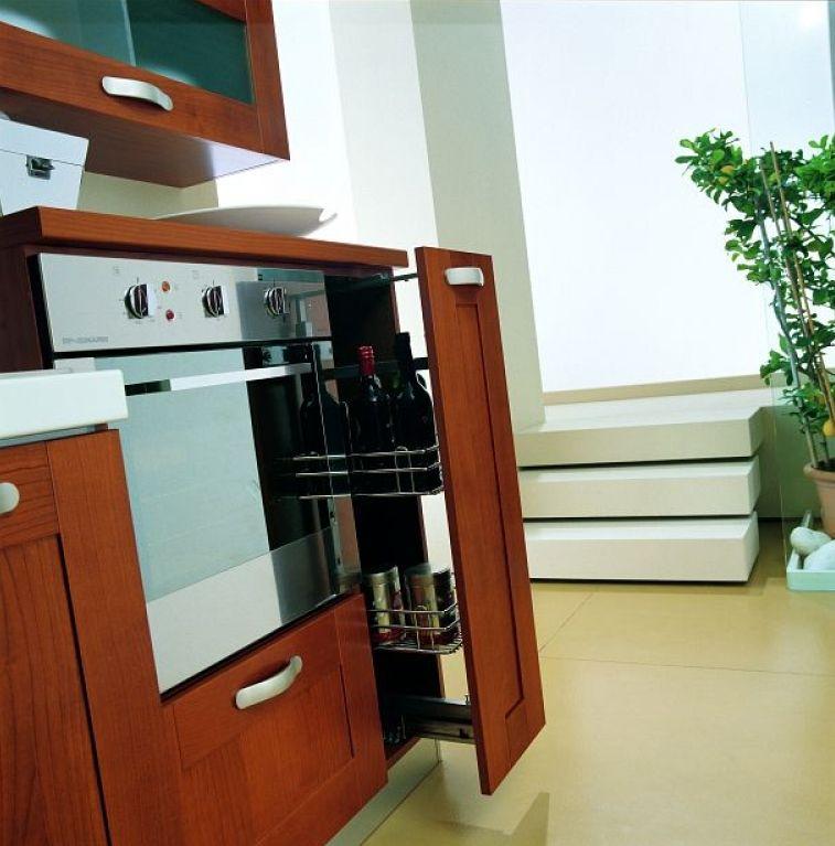 Różne rodzaje zabudowy kuchennej