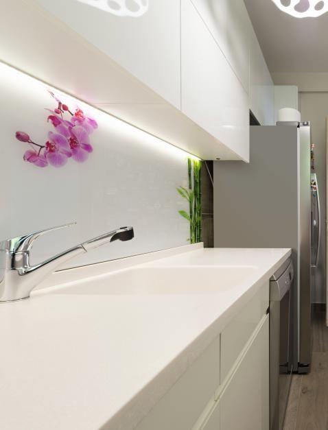 Ledin - oświetlenie LED w kuchni