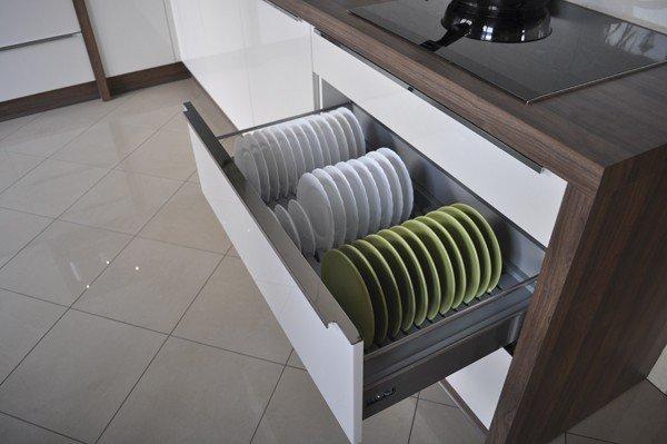 wkład szufladowy Peka na talerze