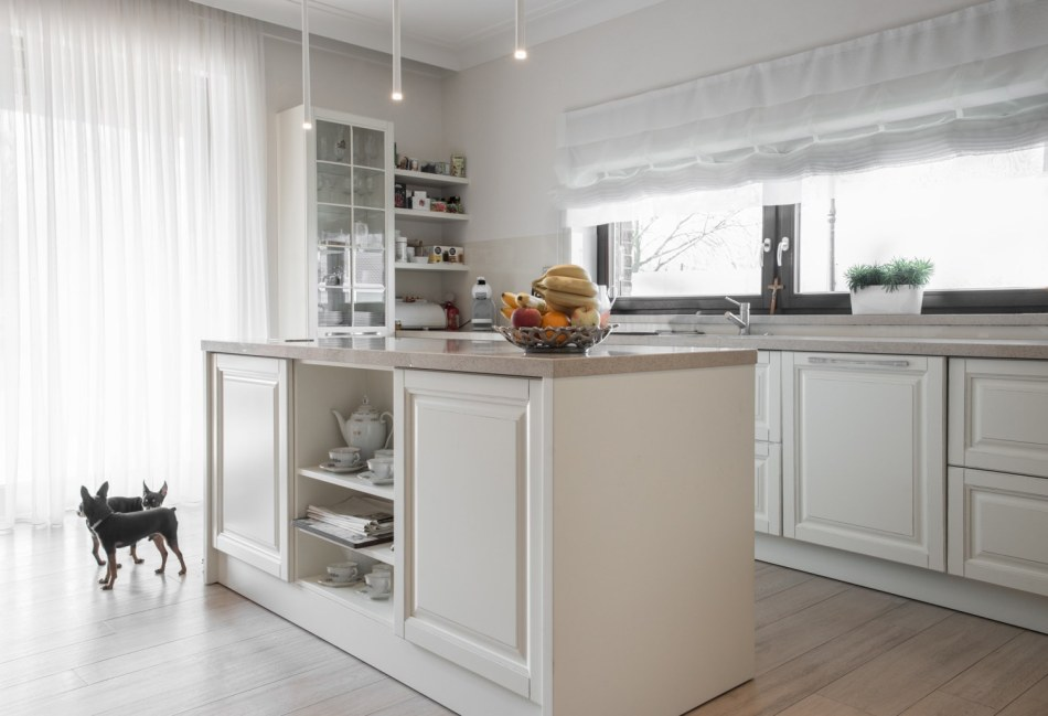 Max Kuchnie - wyspa kuchenna