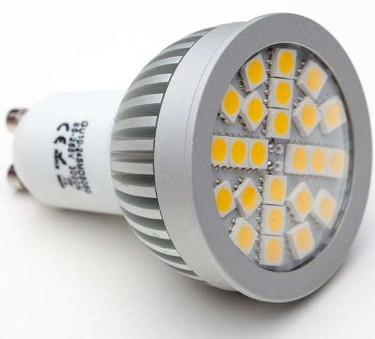 Oświetlenie Energooszczędne żarówki Led Oświetlenie W