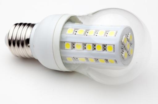 Żarówka LED SMD - gwint GU10 (350lm)  - SOLED