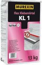 Murexin - elastyczna zaprawa klejąca KL 1
