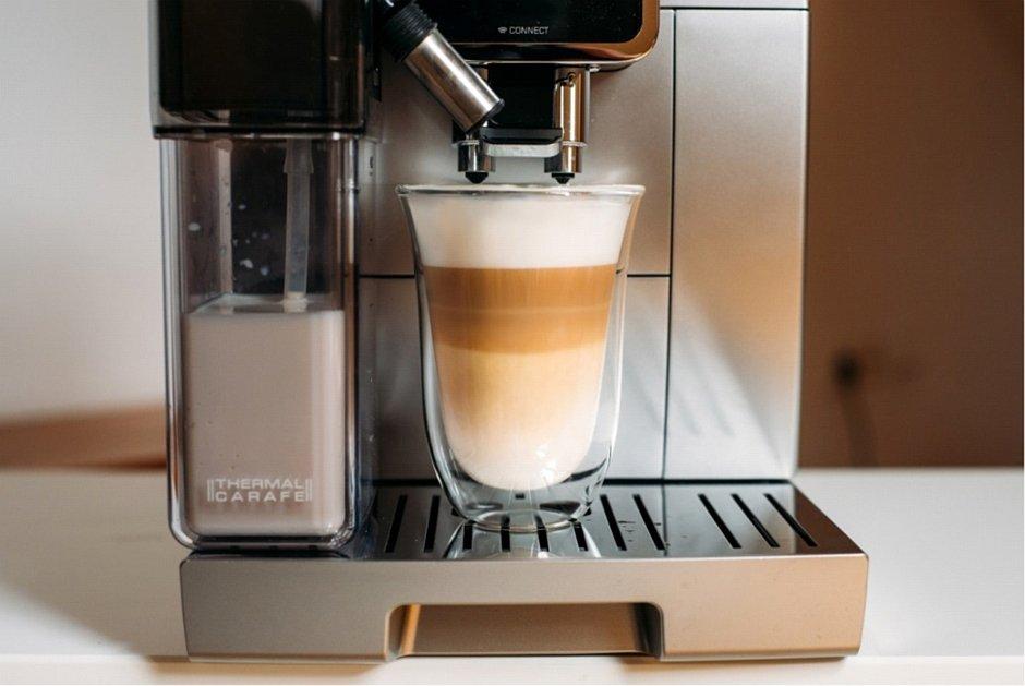 DeLonghi test ekspresów do kawy