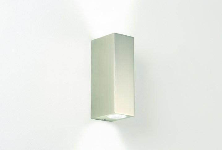 Aurora Technika Świetlna - Astro Lighting - Bloc Matt Nickel LED