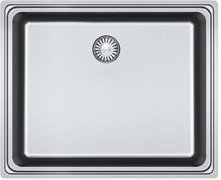 Frames by Franke zlewozmywak stalowy FSX 210