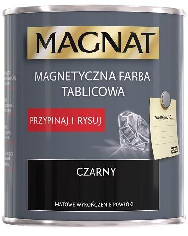 Magnetyczna farba tablicowa MAGNAT
