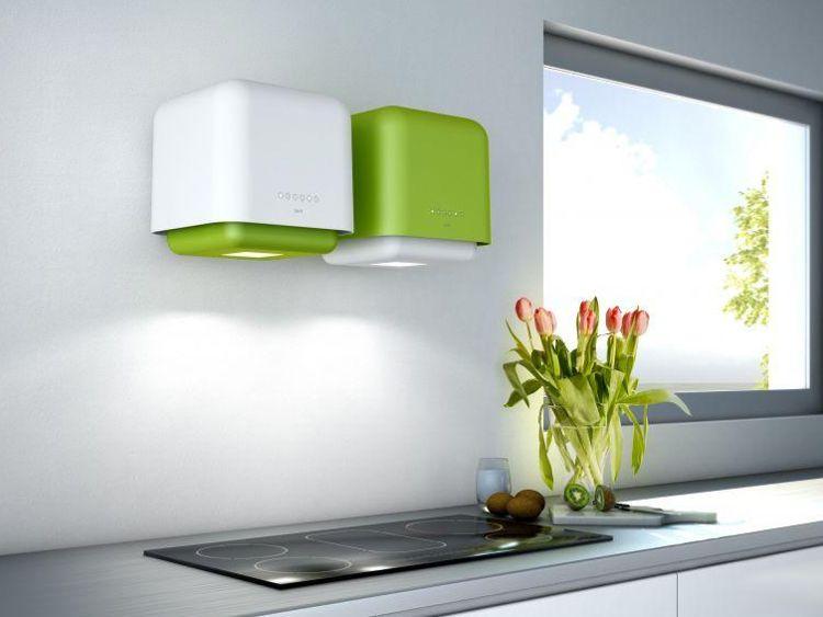 Okapy kuchenne - rodzaje, wybór, właściwości