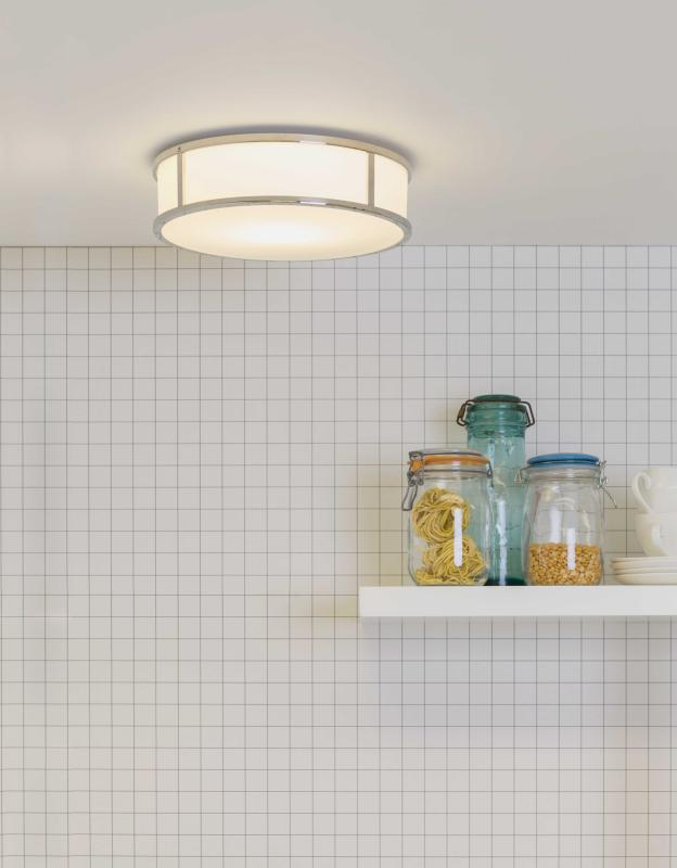 Oświetlenie ogólne kuchni - plafon oprawa Mashiko Astro Lighting