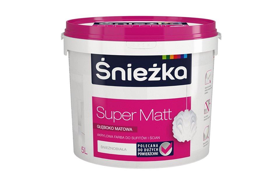 Śnieżka Super Matt