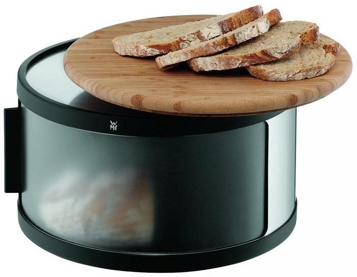 Cook&Home - WMF - Chlebak z deską do krojenia, Gourmet
