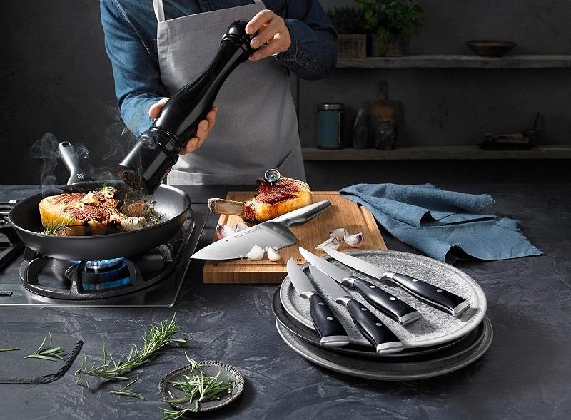 Cook&Home - zestaw noży do steków, 4 el., Grand Class WMF