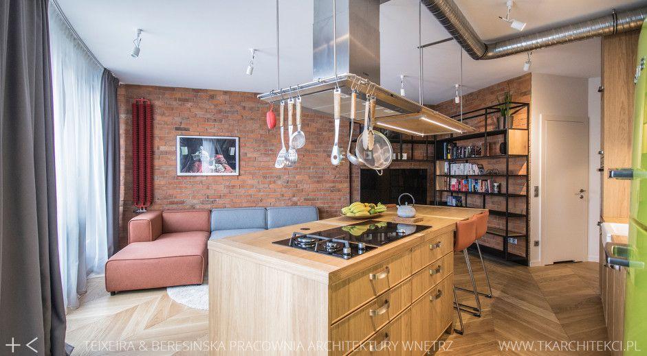 Kuchnia Nietypowa Sztuka Projektowania Projekty Kuchni