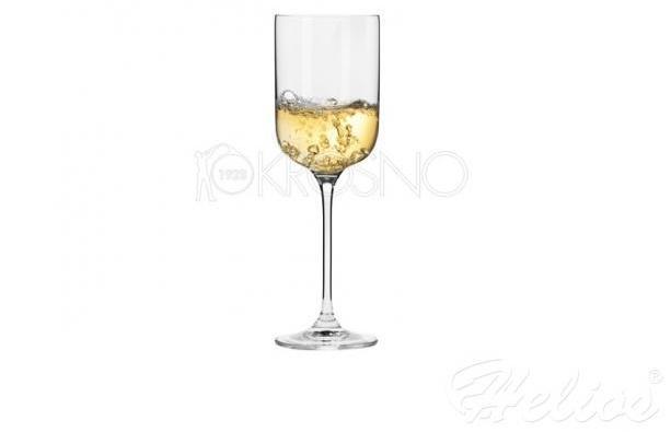 aromatyczne różowe wino - kieliszek Helios