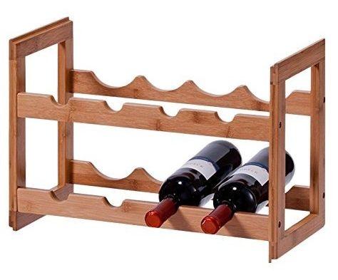 Stojak na wino - jak przechowywać wino w domu