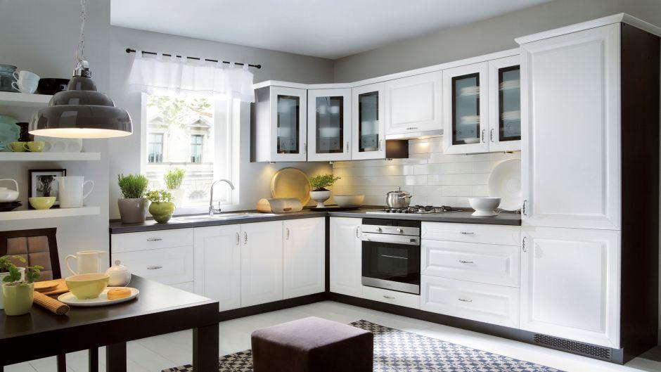 Białe Meble Kuchenne Meble Kuchenne Kuchennycompl