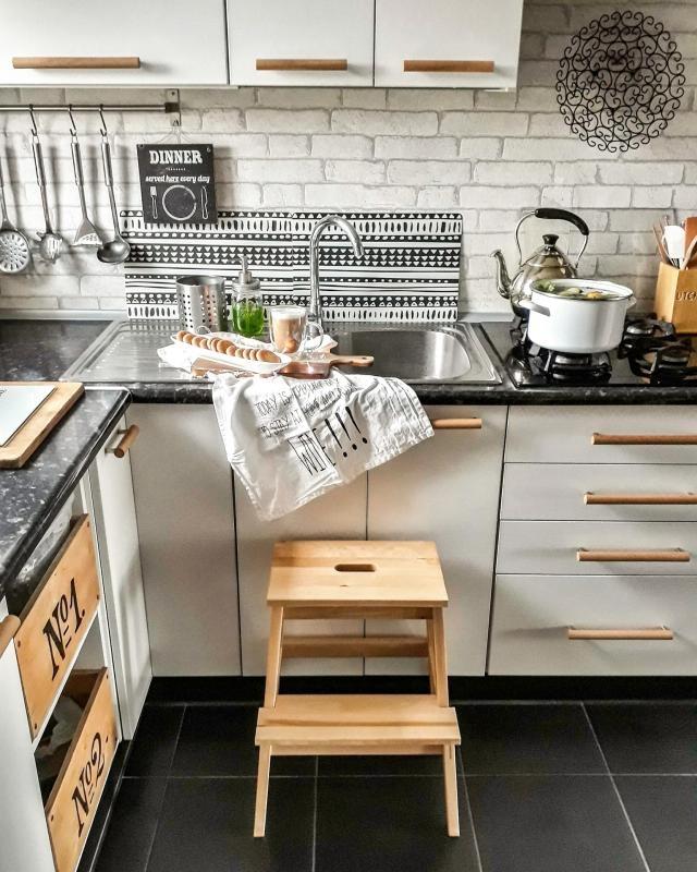 Boho Scandi - modny styl do kuchni