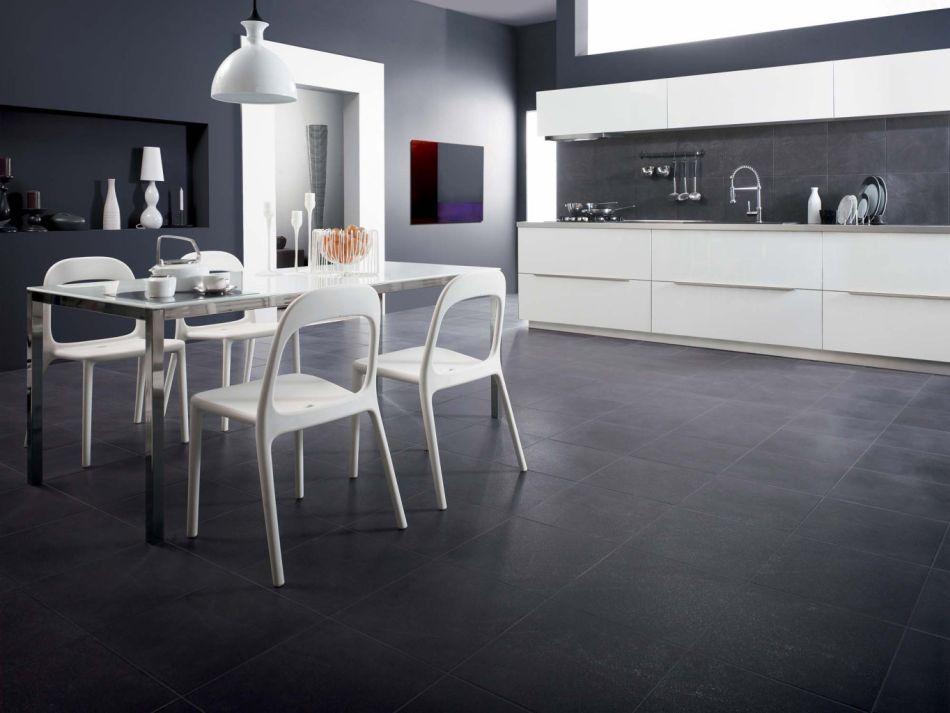 Pomysły na podłogę w kuchni