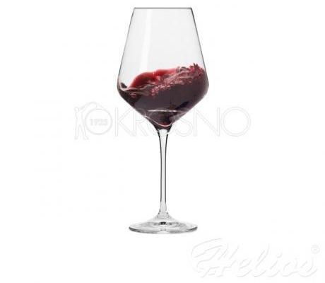 ciężkie czerwone wino - kieliszek