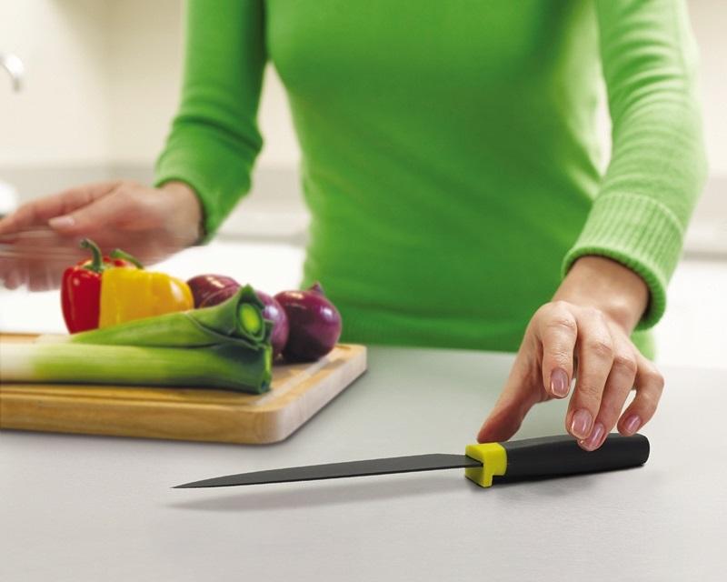 Cook&Home - Nóż szefa kuchni ELEVATE, żółty JOSEPH JOSEPH