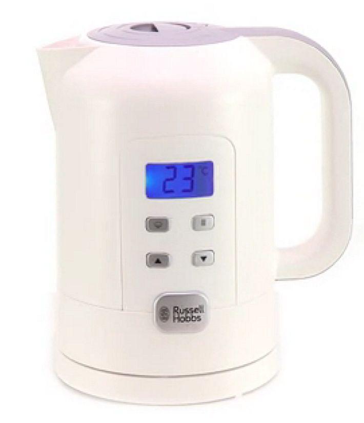 Czajnik z regulacją temperatury