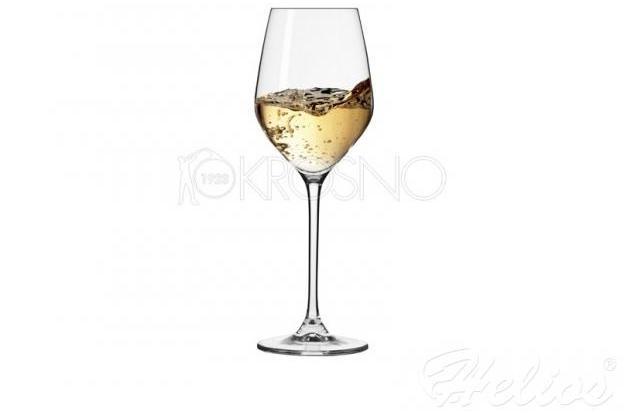 delikatne białe wino - kieliszek Helios