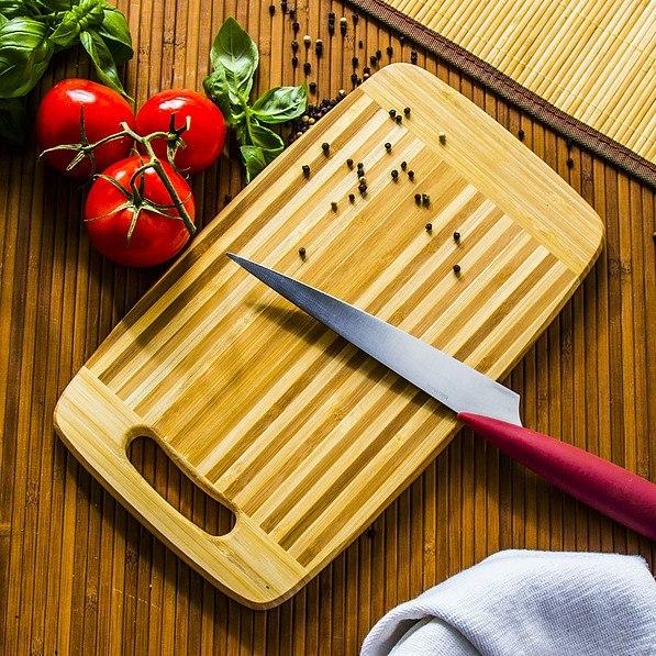 Moda Na Bambus W Kuchni