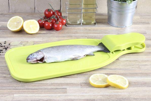 Deska do skrobania i oprawiania ryb PRACTIC KARP MIX 45 x 18,5 cm