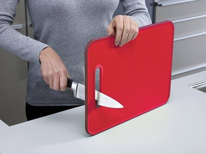 Deska z ostrzałką do noży