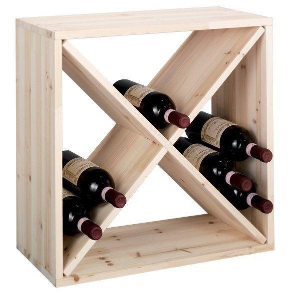 Skrzynka na wino - jak przechowywać wino w domu