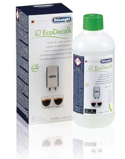 ekologiczny płyn do odkamieniania ekspresów do kawy