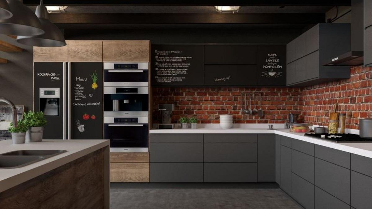 Aranżacja kuchni - Katarzyna S (5)