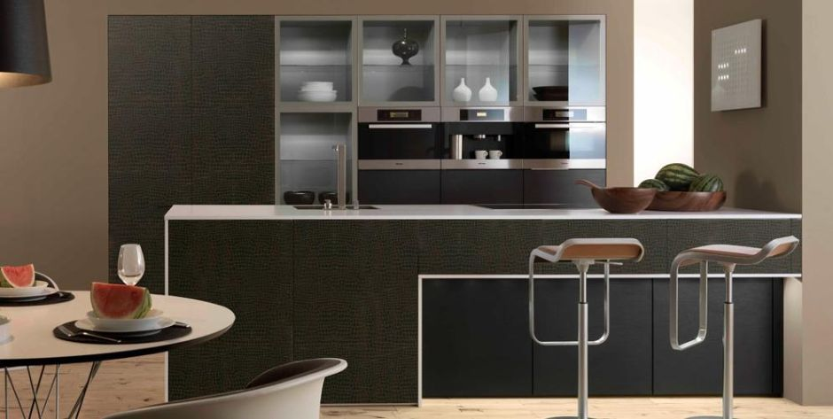 Foliowane fronty kuchenne
