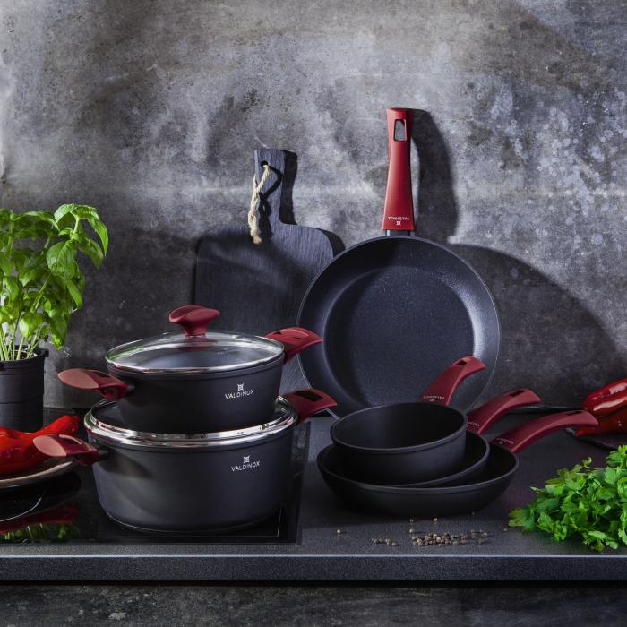 naczynia kuchenne Valdinox