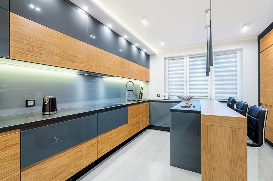 Halogenowe oświetlenie kuchenne Studio Eltop