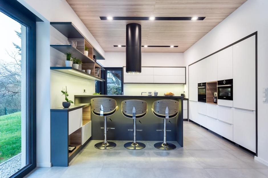 Oświetlenie kuchenne Studio Pinio