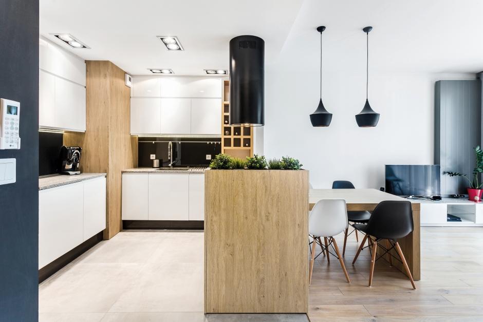 Oświetlenie kuchenne Studio Sulowicz