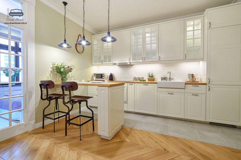 Hokery w kuchni - przykładowe aranżacje