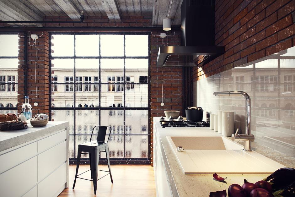 Industrialne, sterylnie, nowocześnie - jaki styl do kuchni