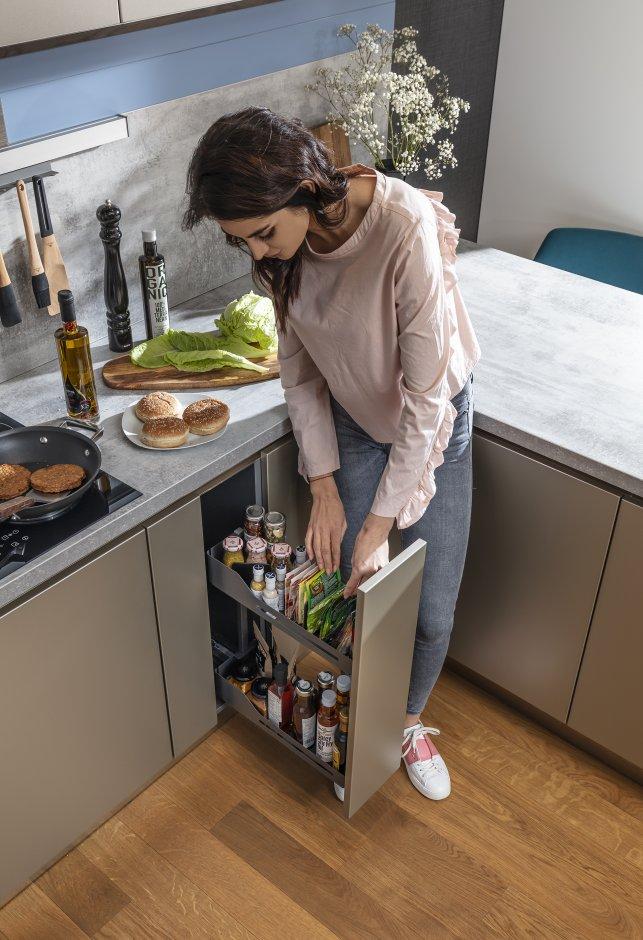 Jak zaprowadzić porządek w kuchni
