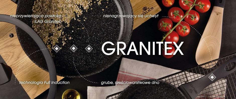 Powłoka Granitex - właściwości