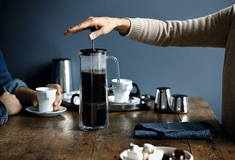 Kawiarka tłokowa - parzenie pysznej kawy w domu