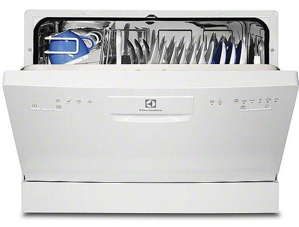 AGD do małej kuchni - kompaktowa zmywarka Electrolux