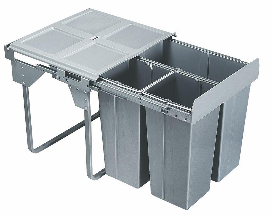 Pojemniki Do Segregacji Odpadów W Kuchni Przegląd