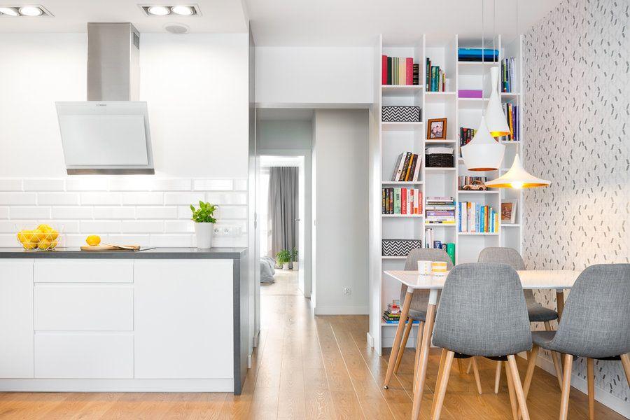 Miejsce na książki w domu - ciekawe pomysły