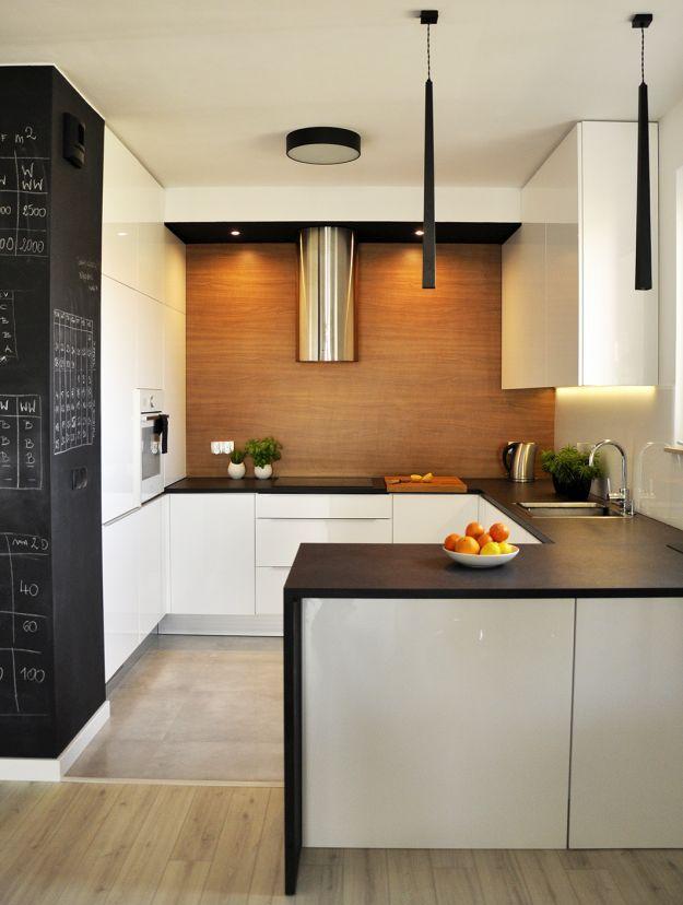 Układy Kuchenne Kuchnia W Kształcie G Projekty Kuchni